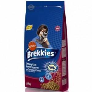Brekkies (Брекис) Urinary Cat 20кг