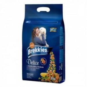 Brekkies (Брекис) Cat Excel Delice Fish 20кг