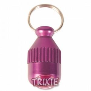 Адресник капсула на ошейник Trixie 4161 (2см)