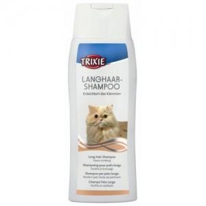 Trixie Shampoo for Long Hair Cat 250мл