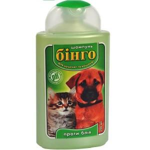 Шампунь Бинго для щенков и котят 200мл