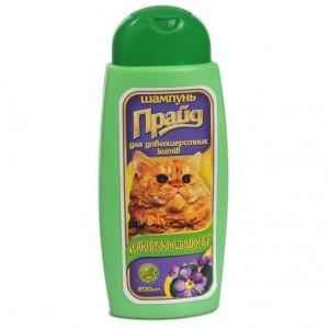 Шампунь Прайд для длинношерстных кошек 200мл