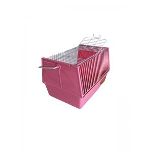 Переноска для грызунов Mini Золотая Клетка 15х20х14 см