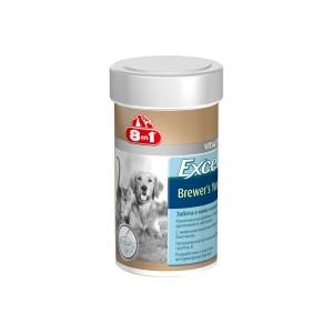 Витамины 8 in 1 Excel Brewers Yeast для кошек, 140 таблеток