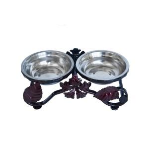 Миски для собак на подставке Raphael 1
