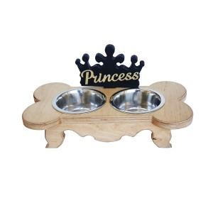 Миски для собак на подставке Sezan