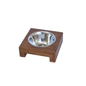 Миска для собак на подставке Stella 1