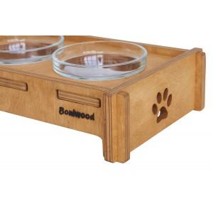 Миска для собак на подставке Tierlego