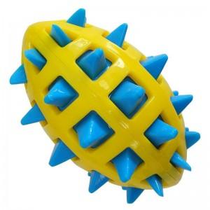 Игрушка GimDog BIG BANG Мяч регби S, д/соб, 12,7 см