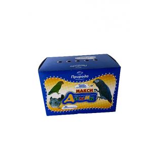 Домик-Переноска для грызунов Природа 17х8х8,5 см