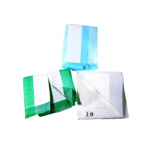 Тестовый комплект пеленок всех производителей 10 шт